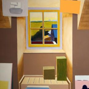 Sepand Danesh - De l'atelier - avril 2013 - 92x73