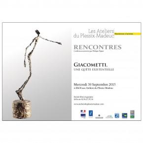 Alberto Giacometti, une quête existentielle
