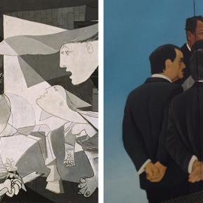 Conférence : Guernica et Le Grand Méchoui : peinture d'histoire ou non ?