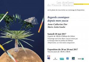 Invitation vernissage 2017