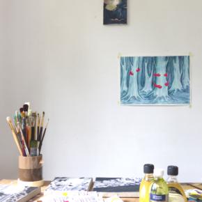 ANNULÉES - INAUGURATION - PORTES OUVERTES Ateliers d'artistes Saint-Jacut-de-la-Mer