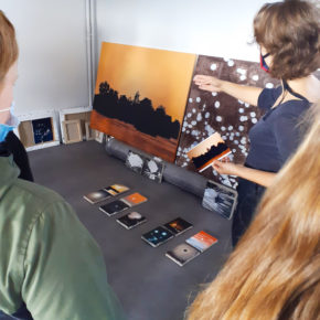 EN COURS - Ateliers de pratiques artistiques - Collège Immaculée Conception Créhen