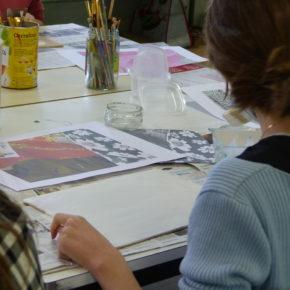 EN COURS - ATELIER DE PRATIQUES ARTISTIQUES - Collège Immaculée Conception Créhen