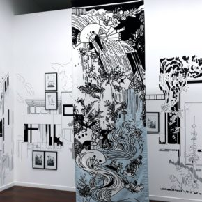 19.03.2021 > DIALOGUE Chourouk HRIECH, artiste et Philippe PIGUET