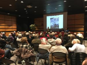 Conférence Normandie Impressionniste à l'abbaye de Saint-Jacut