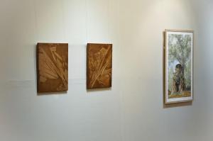 Exposition FUGUE. Kai-Chun Chang et Raphaëlle Peria