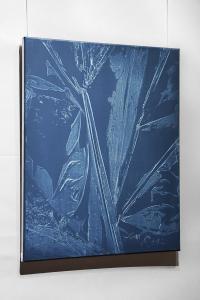 Kai-Chun Chang, Jardin d'hiver, 2019. Acrylique sur toile. 60x50cm