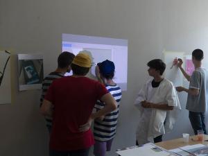 Atelier de peintures - Jour 2