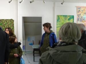 Atelier de Hazel Ann Watling