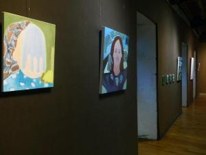Vue d'exposition - Toba Yang
