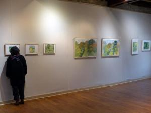 Vue d'exposition - Tatiana  Pozzo du Borgo