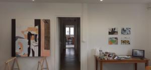 Portes Ouvertes dans les ateliers d'Ymane Chabi-Gara et d'Iwan Warnet(c) APM