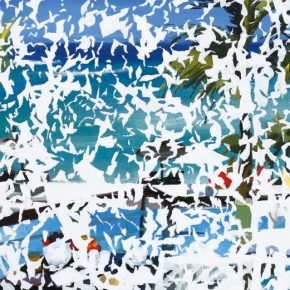 (Français) Dialogue avec Carole Benzaken autour de son travail de peinture