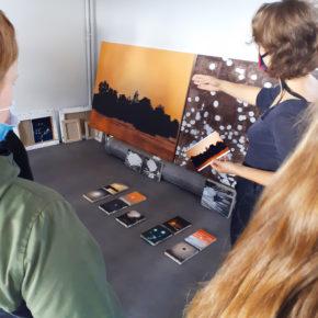 Ateliers de pratiques artistiques - Collège Immaculée Conception Créhen