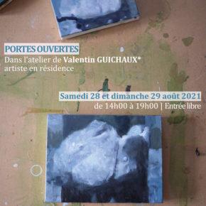 28 et 29 août - Portes Ouvertes Valentin Guichaux