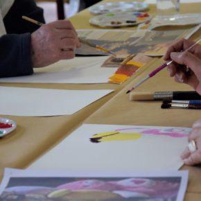 Du 2 au 5 août - Ateliers de pratiques artistiques avec Valentin Guichaux, peintre en résidence