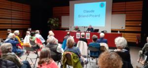 Conférence avec Claude Briand-Picard, artiste et Louis Doucet, critique d'art