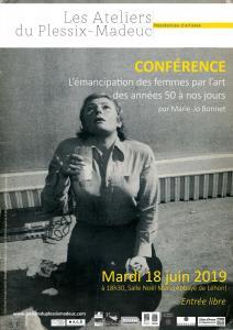 Visuel : Gina Pane lors de l'action Transfert réalisée le 11 janvier 1973 à la galerie Stadler, photo Françoise Masson.