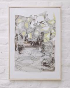 Louise Carbonnier, Sans-titre, 50x70